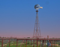 West Texas Windmill